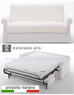 Divano Una Piazza E Mezza.Victor Vitarelax Bed And Sofa