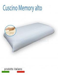 Cuscino Memory Alto