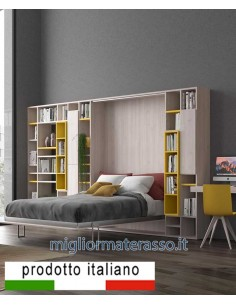 Colombini Golf wall bed