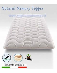 Topper Memory Natural estate inverno