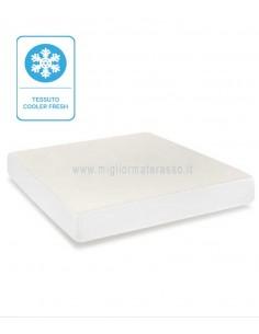 Cooler mattress cover cooler