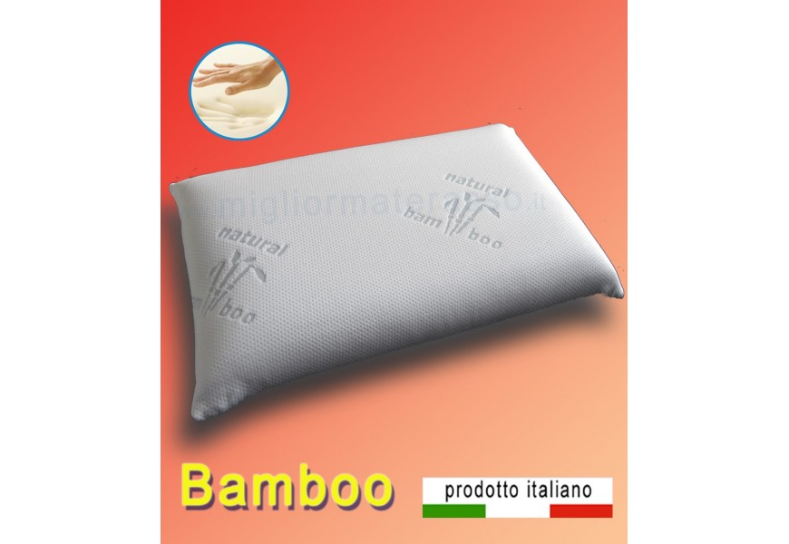 pillow Memory Bamboo