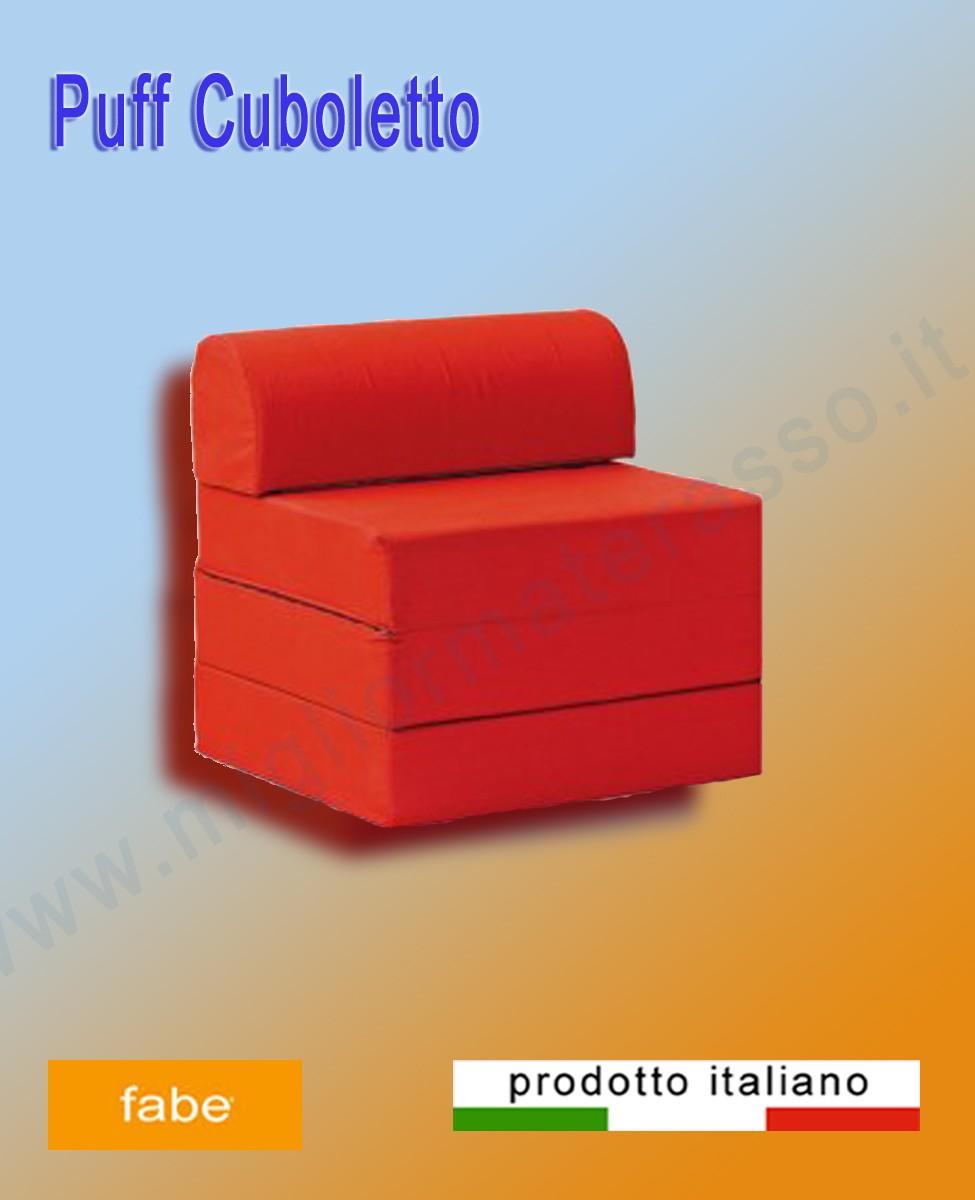 Cool comodo divano letto prontoletto o with materassi per for Materassi x divano letto