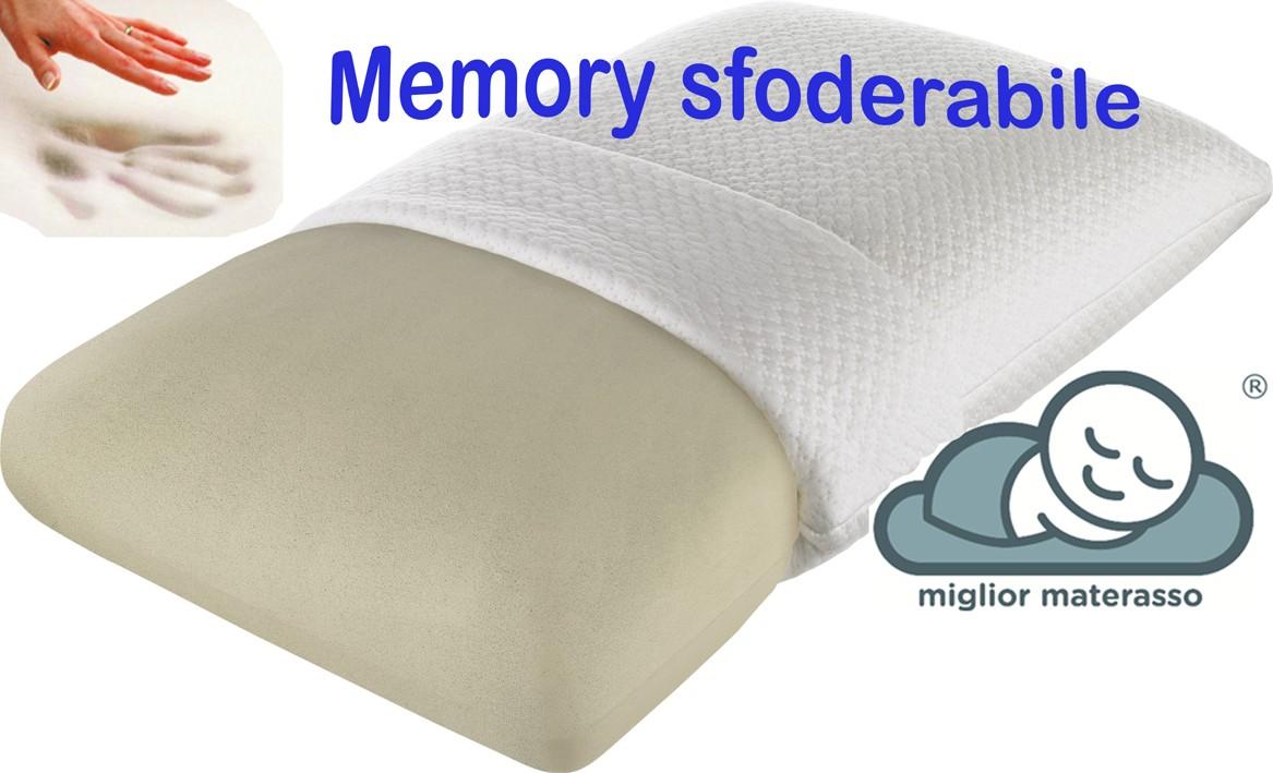 Meglio Cuscino Lattice O Memory.Scegli Un Cuscino Memory Con Forma Tradizionale Fresco Ed Accogliente