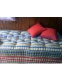 Materasso colorato per divano