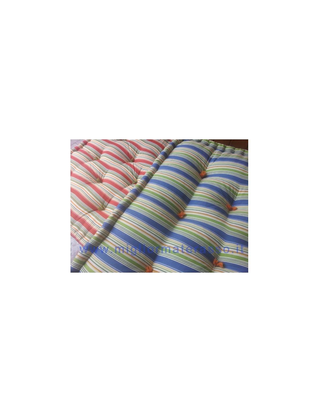 Materassi per divano come cuscini colorati ad uso letto - Materasso per divano letto ikea ...
