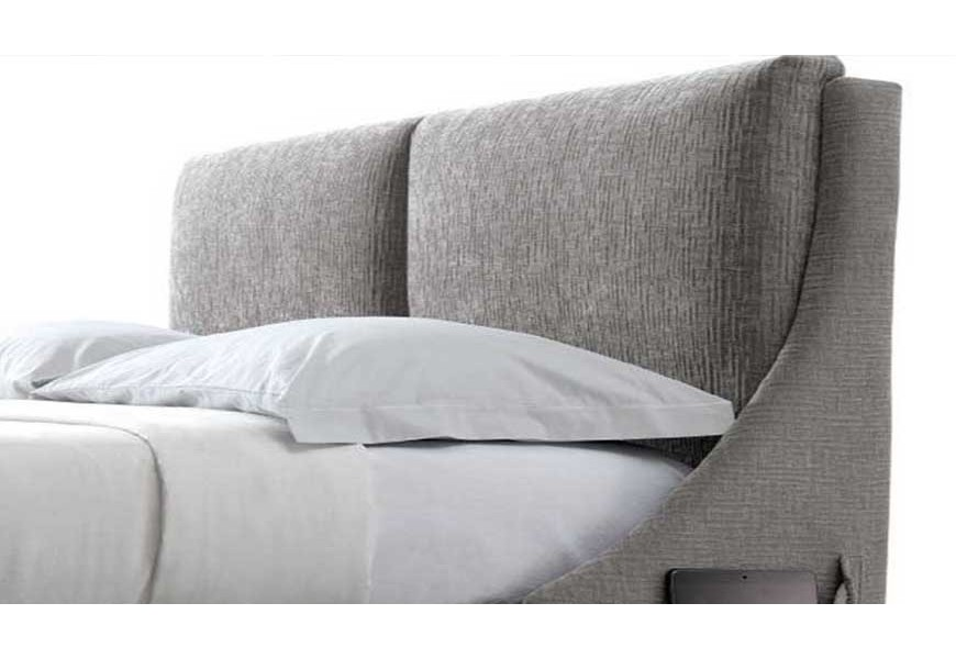 Italian bed double size