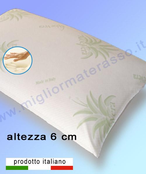 cuscino basso per bambini