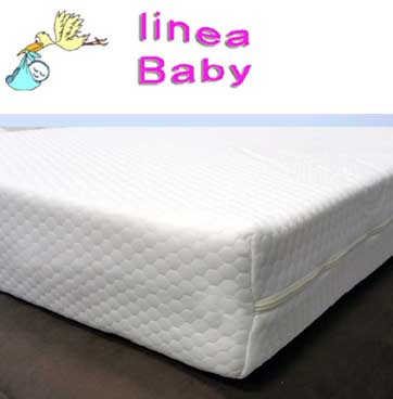materasso baby antiacaro