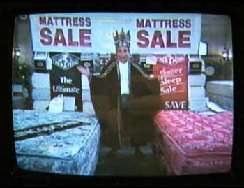 televendita materassi