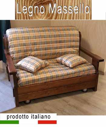 prontoletto legno