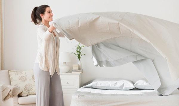 arieggiare materasso