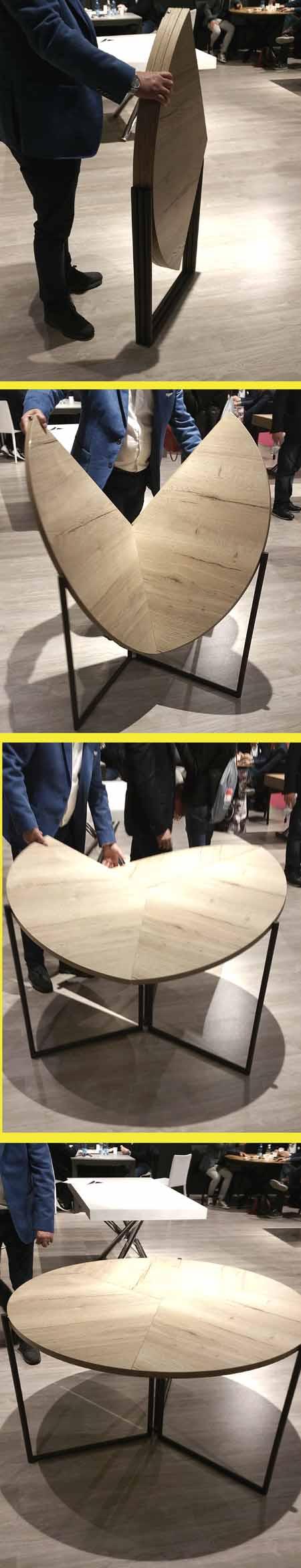 tavolino tondo altacom