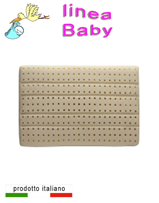cuscino baby lattice 100%